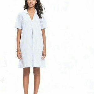 Madewell Swingout shirt dress